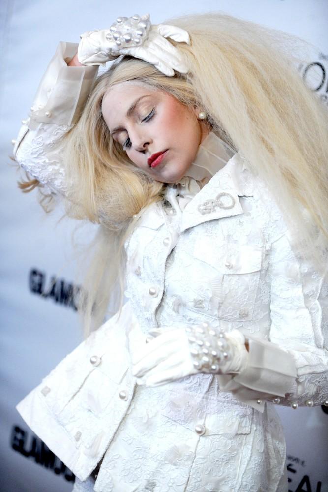 У нас есть победитель: Леди Гага названа женщиной года