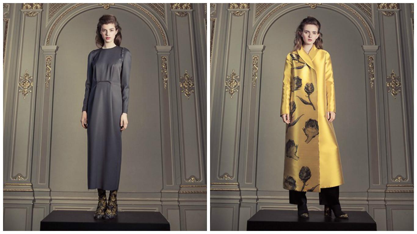 LAKE studio представили лукбук коллекции осень-зима 2016-17 фото