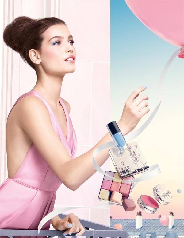 Bonjour, Paris! Полная версия весенней коллекции макияжа Lancome 2016