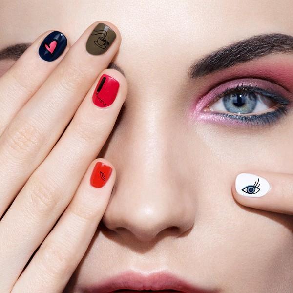Lancôme Sonia Rykiel Makeup Collection Fall 2016 фото