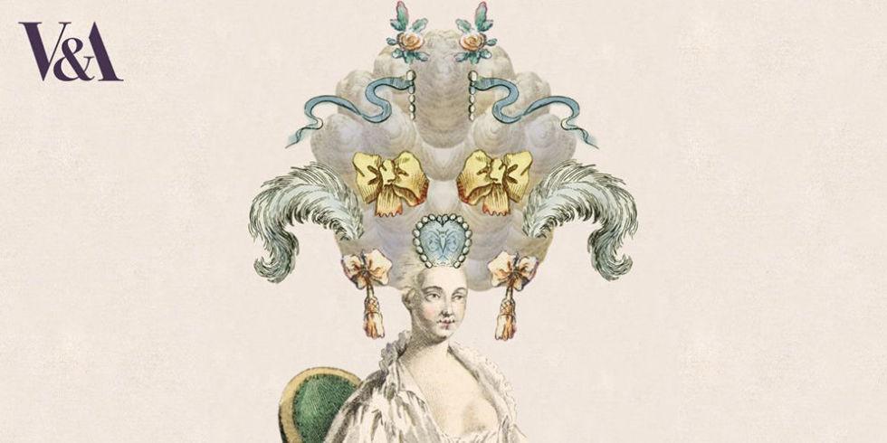 Сделай ей красиво: появилась игра, в которой даме нужно сделать прическу в духе XVIII века