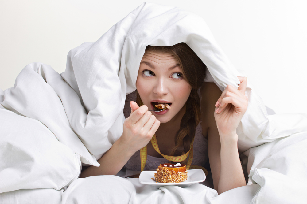 Проверь себя: добавляет ли твой ужин лишние килограммы?