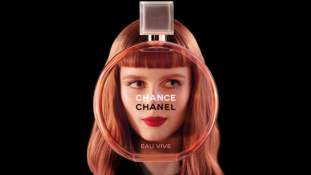 Ароматное воспоминание: новый аромат Chanel - вуаль для волос Chance Eau Vive