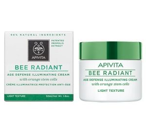 Крем для сияния и защиты кожи от преждевременного старения Bee Radiant