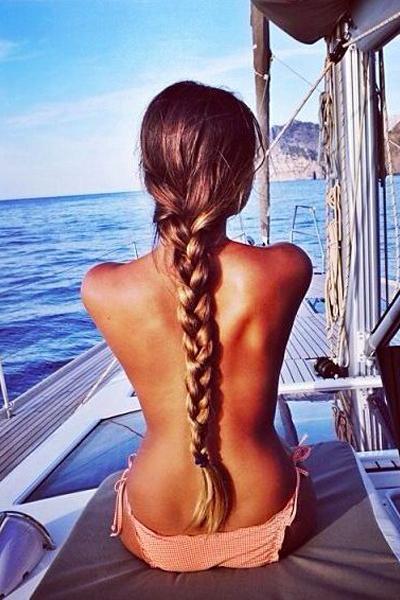 Модные прически для длинных волос весна 2015: возьми на заметку!