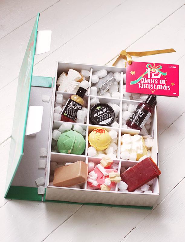 Идеи для подарков: Lush представили огромное количество подарочных наборов
