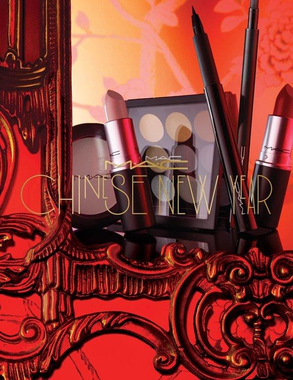 Китайский Новый год в индустрии красоты: MAC представил праздничную коллекцию макияжа