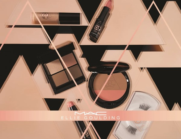 MAC Ellie Goulding Collection Winter 2015/16 обзор