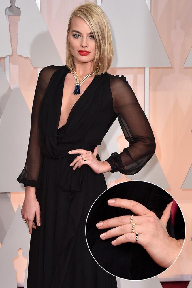 """Ногти цвета тела - главный тренд красной дорожки """"Оскара-2015"""""""