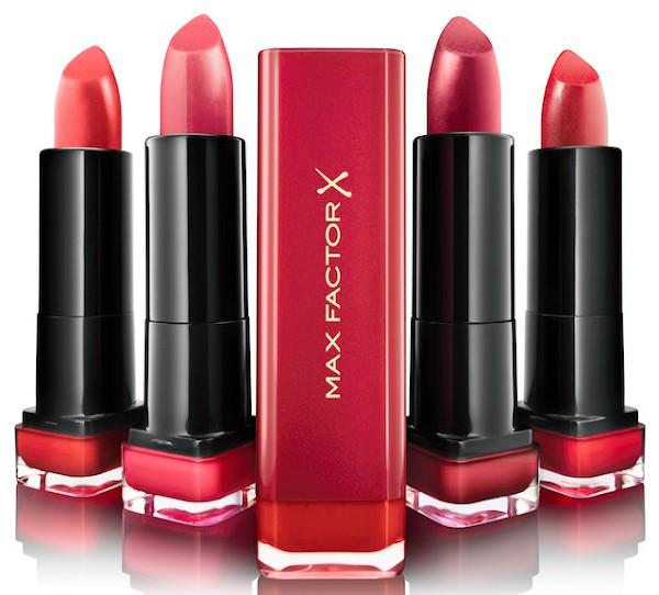 самая сексуальная коллекция губных помад Max Factor Marilyn Monroe Lipstick Collection 2016