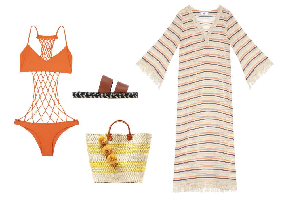 Summer time: идеи для стильного пляжного образа