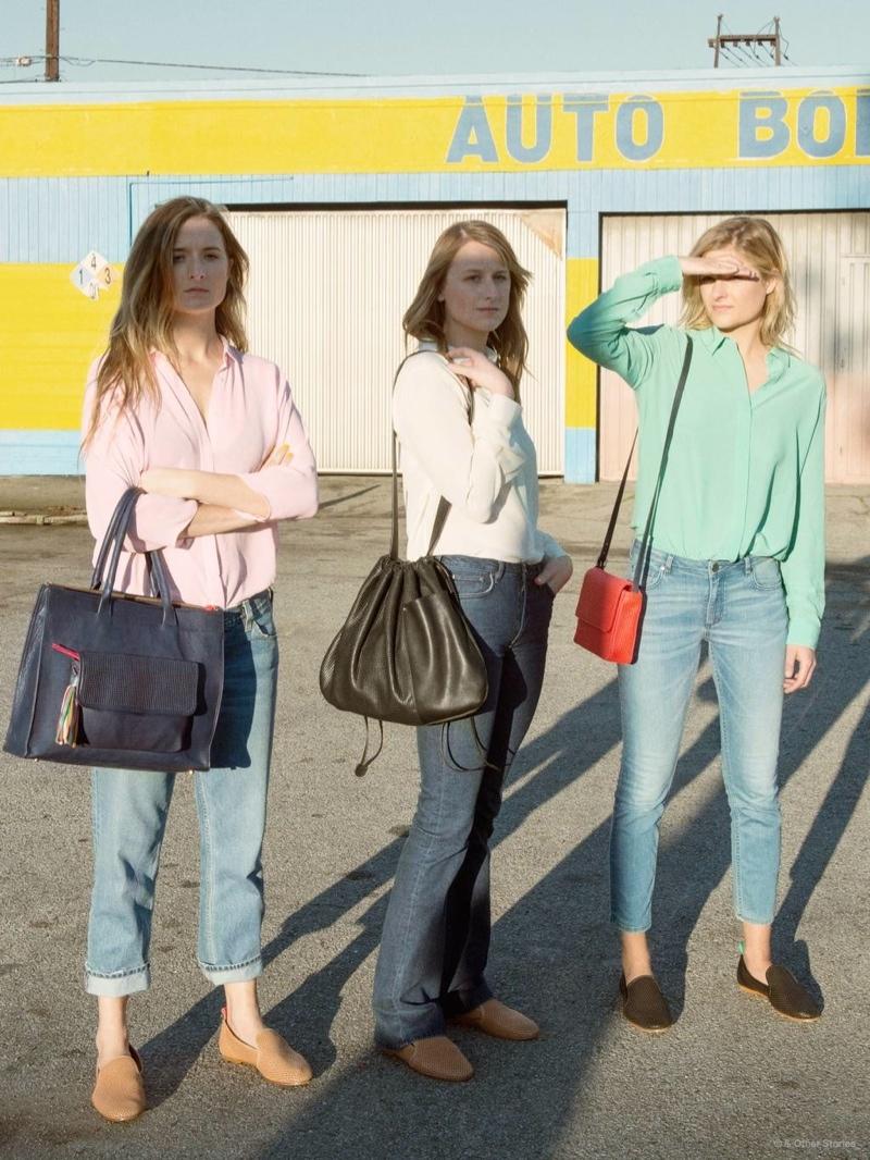 Дочери Мерил Стрип идут по стопам Кейт Мосс и Кары Делевинь