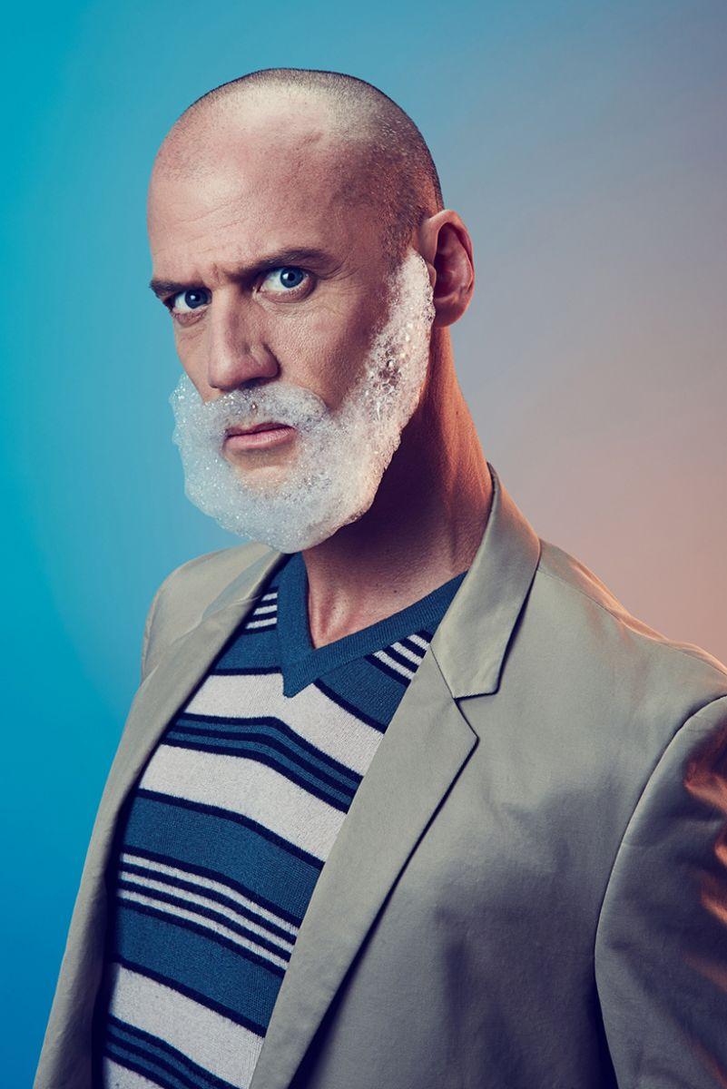 Я у мамы мужичок: мужчины с пеной на лице высмеяли бородачей