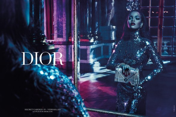 Miss Dior: Рианна показала сногсшибательный образ в новой фотосессии