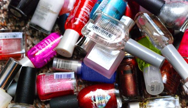 3 самых опасных токсина в твоей милой бутылочке лака для ногтей