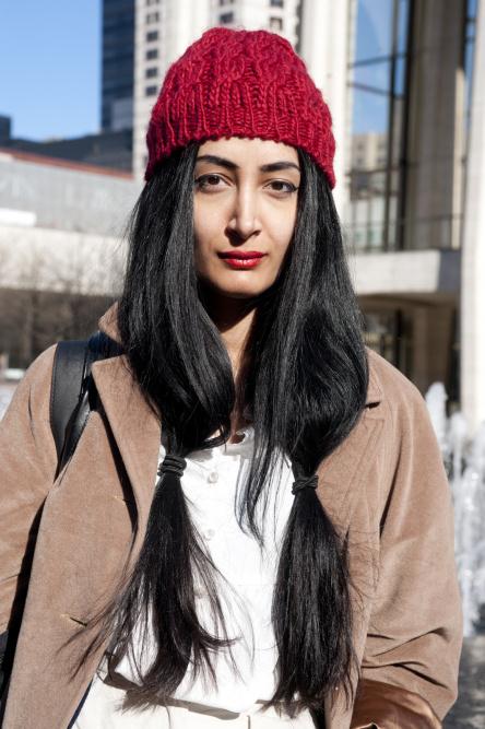 Зима уже близко: подбираем идеальную прическу под шапку
