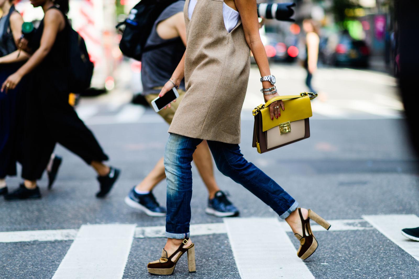 Лучшие street style образы с Недели моды в Нью-Йорке (ФОТО)