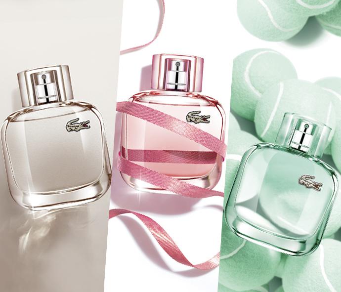 Код женственности: новые ароматы Eau de Lacoste L.12.12 Pour Elle от Lacoste