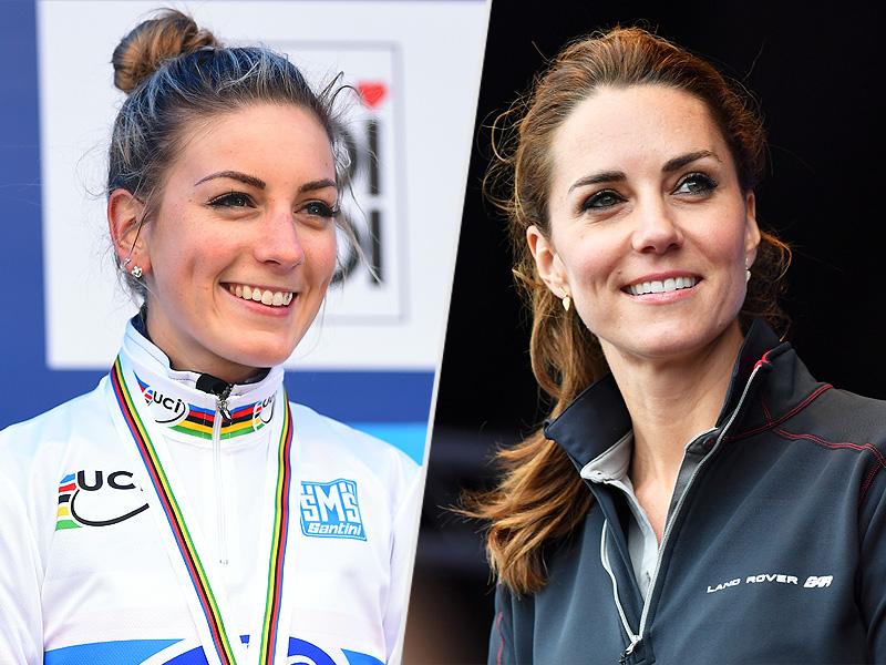 Олимпиада 2016: спортсменка французской сборной - двойник Кейт Миддлтон!