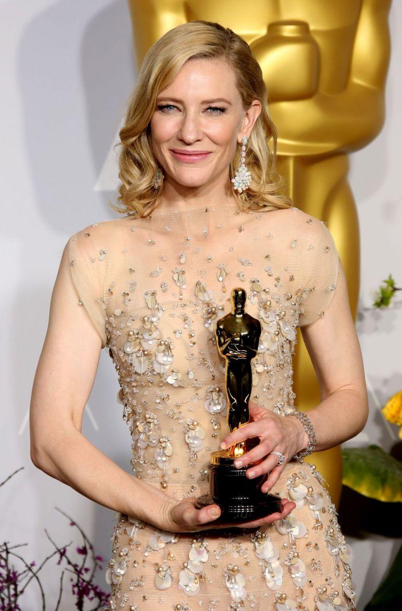 """Лучшие образы обладательниц """"Оскара"""" за все время фото"""