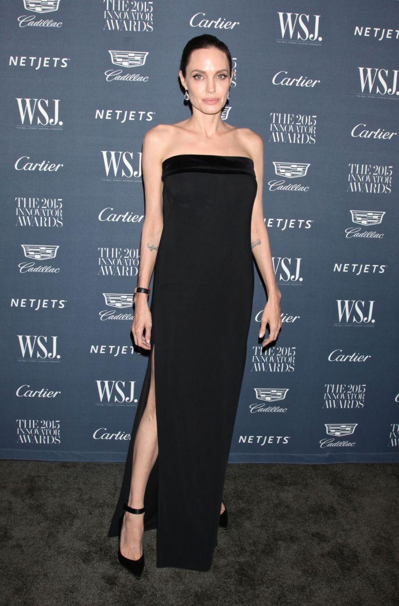 Лучшие выходы роковой красотки Анджелины Джоли (ФОТО)