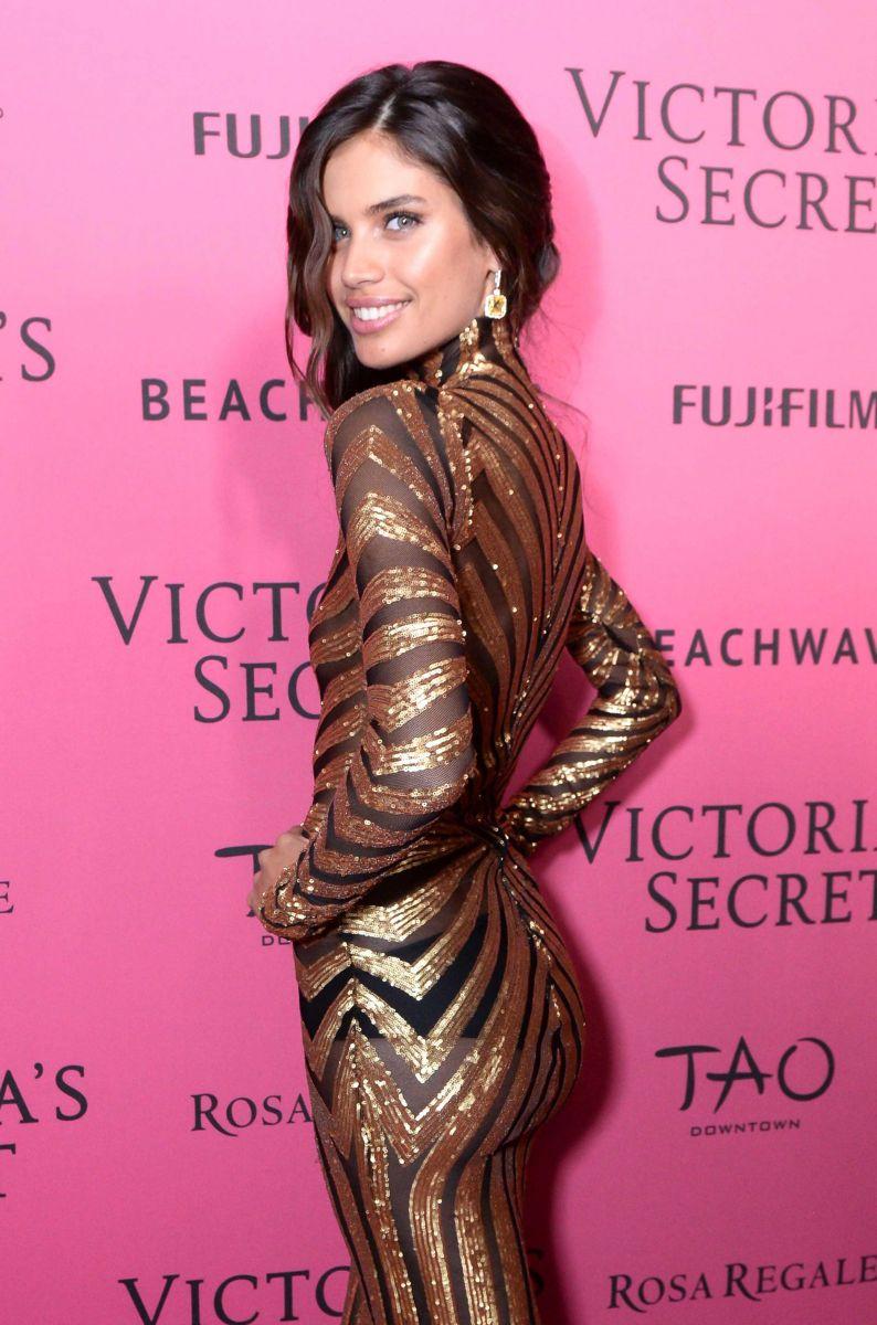 Новое лицо: секреты красоты модели Сары Сампайо