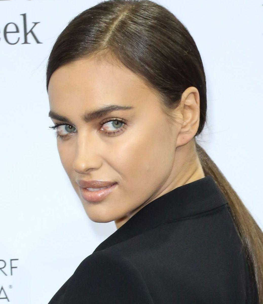 Ирина Шейк макияж фото