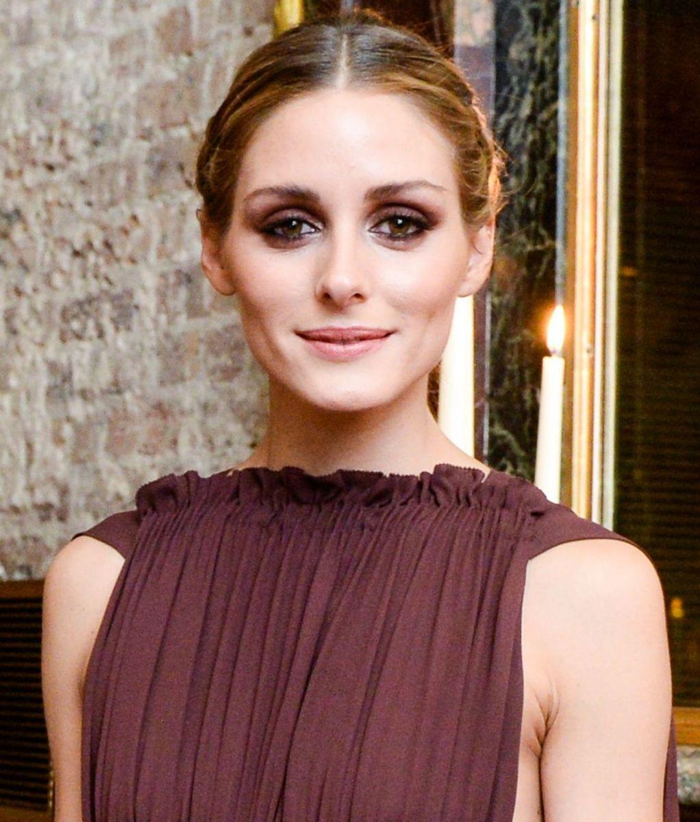 Образ дня: Оливия Палермо в платье Valentino на ужине Haute Couture фото