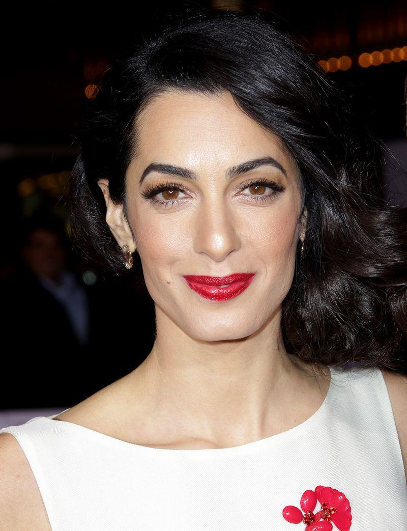 Амаль Клуни на премьере «Да здравствует Цезарь!» в Лос-Анджелесе фото