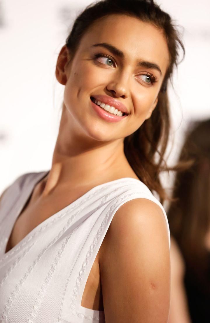 Ирина Шейк на вечеринке Sports Illustrated фото