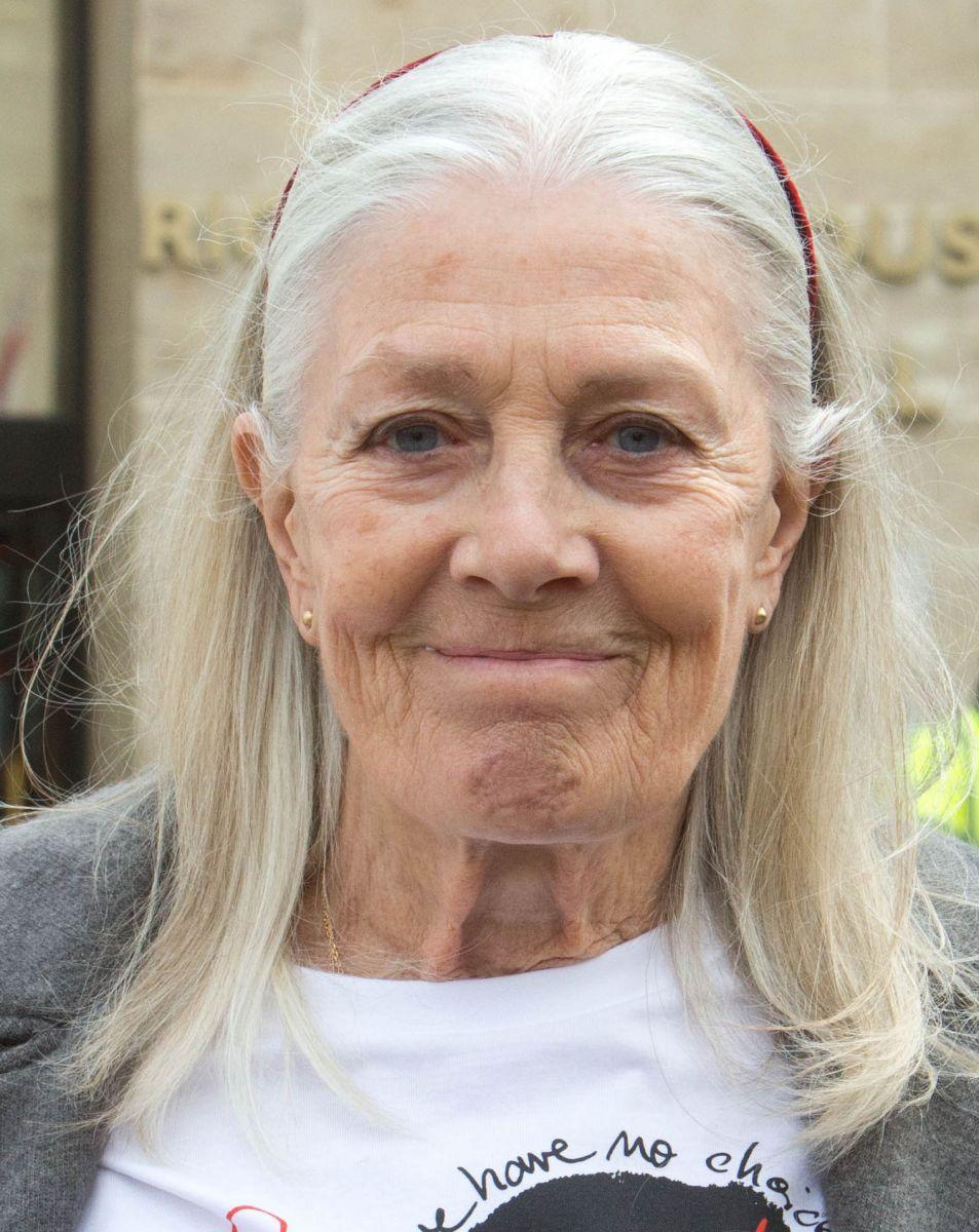 Мода без границ: 79-летняя актриса Ванесса Редгрейв стала лицом Gucci
