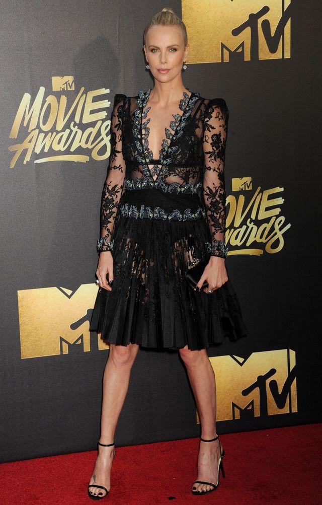 Лучшие образы MTV Movie Awards 2016 фото