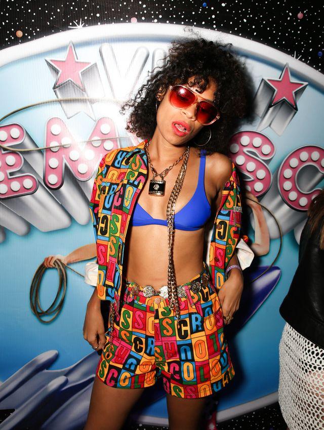 Coachella 2016 самые стильные образы фото
