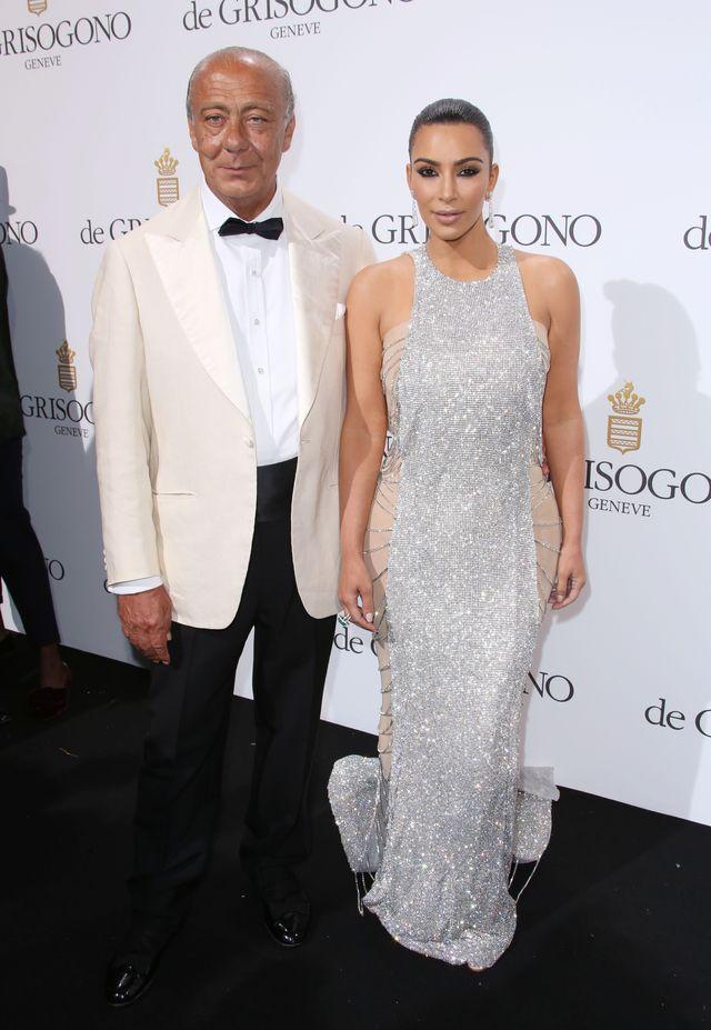 Блеск бриллиантов: Ким Кардашьян и компания блистают на главной вечеринке Каннского кинофестиваля
