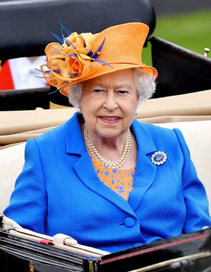 Royal Ascot 2016 фото шляпки