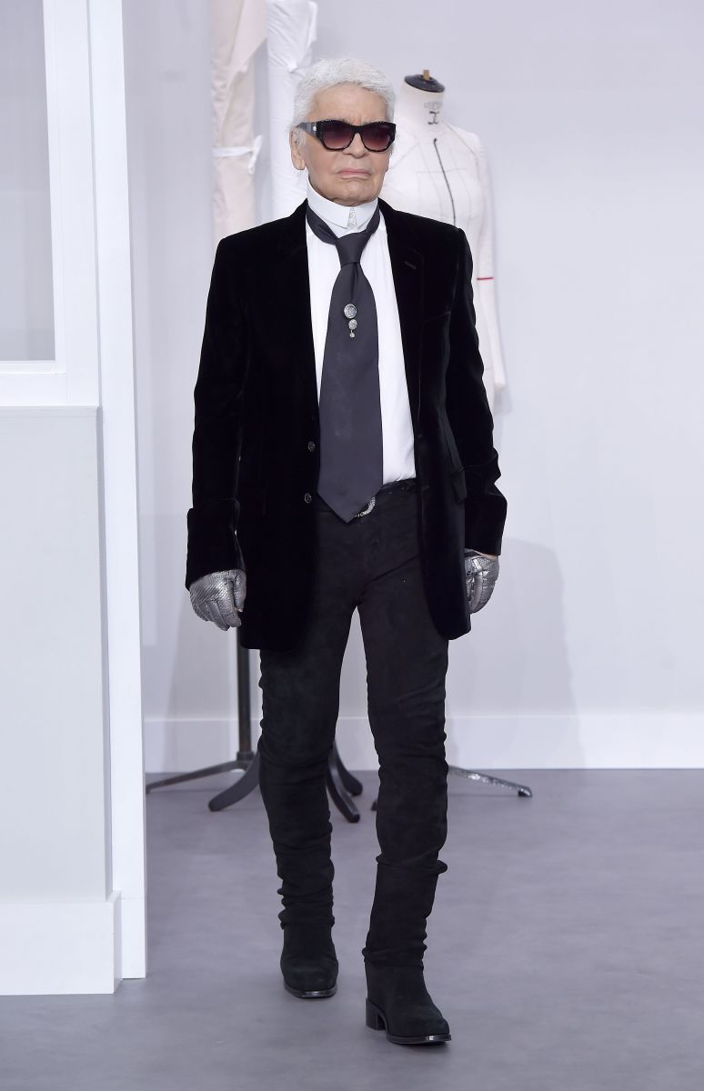 показ Chanel Couture осень-зима 2016/2017 фото