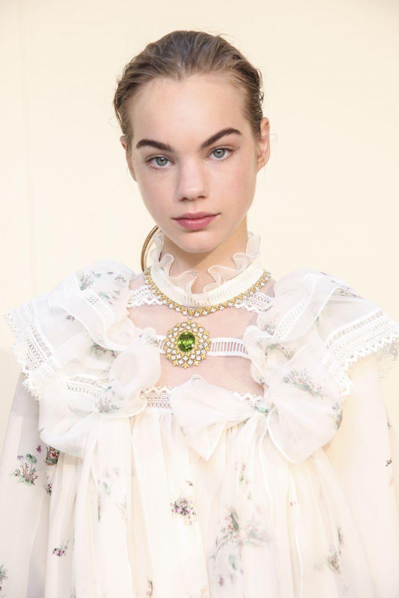 Гений чистой красоты: новая коллекция Giambattista Valli Haute Couture 2016 на неделе моды в Париже