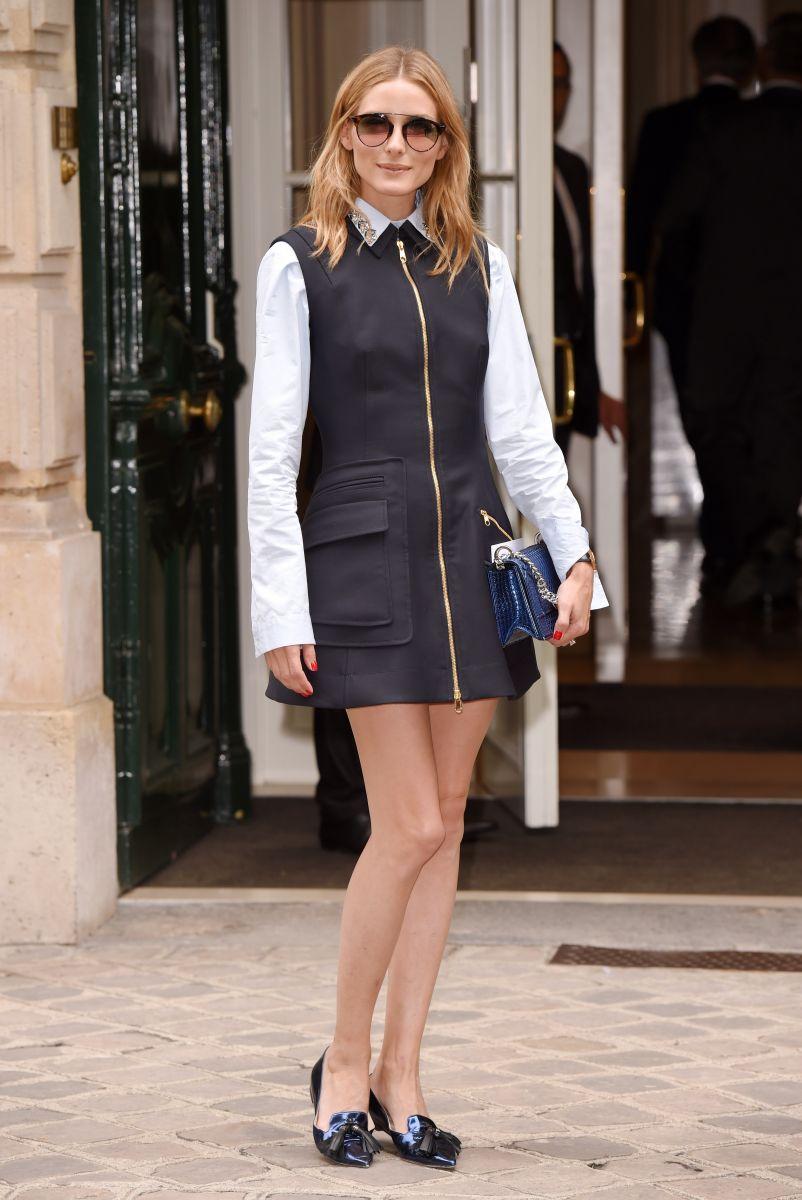 Фото у входа: самые стильные гости показа Christian Dior Haute Couture 2016