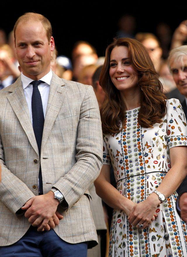 Разбор полетов: Кейт Миддлтон появилась на Уимблдон в платье McQueen за 74 тысячи гривен