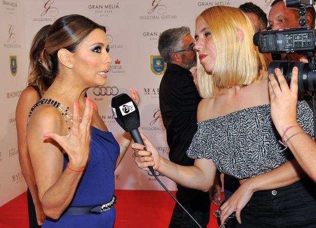 Ева Лонгория и Алессандра Амбросио блистают на Global Gift Gala 2016