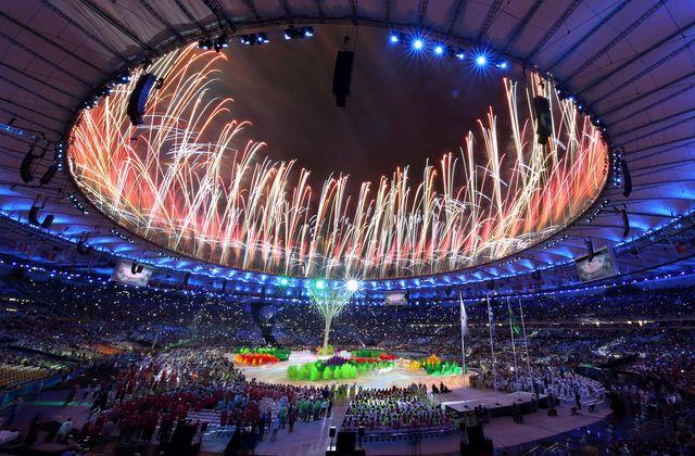 Лучшие фото с «Олимпиады-2016»