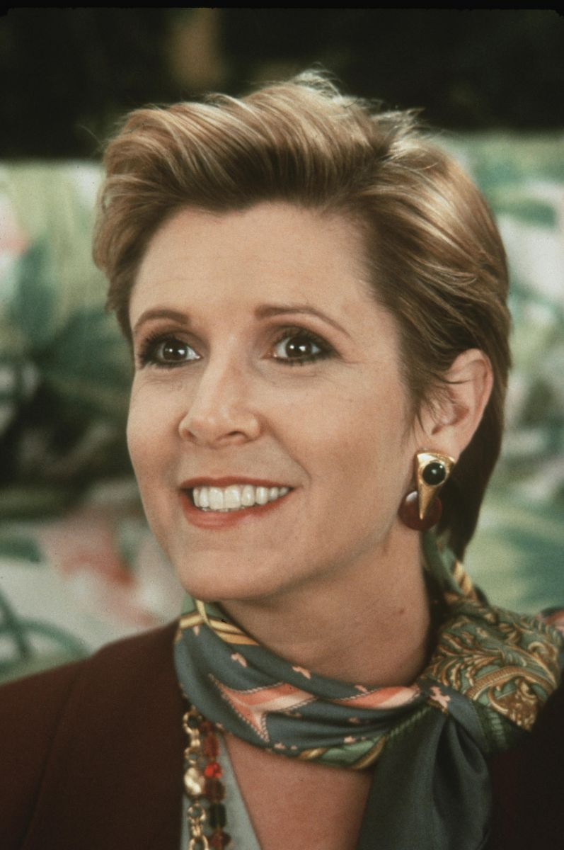 Прощай, принцесса Лея: самые знаковые образы актрисы Кэрри Фишер