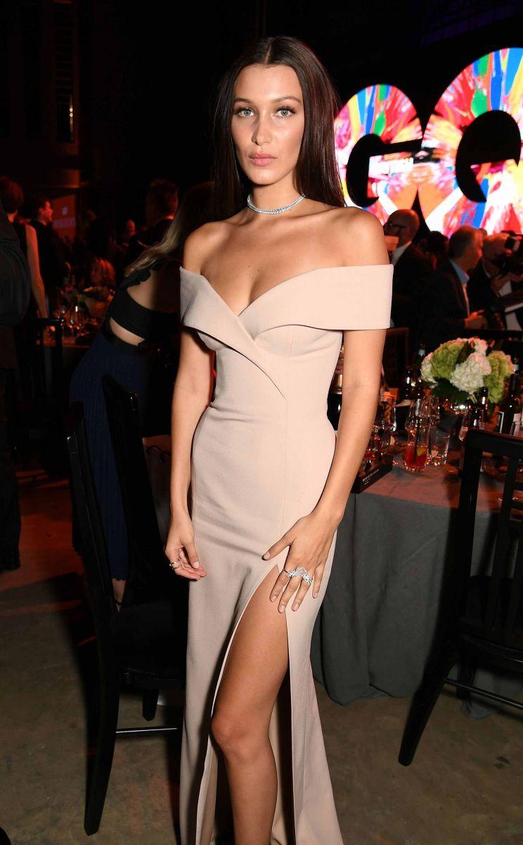Белла Хадид, Эшли Грэм , Крис Пайн и другие на церемонии GQ Men of the Year Awards (ФОТО)