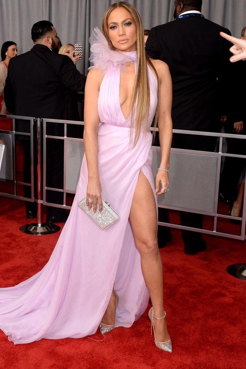 Рианна, Дженнифер Лопес, Леди Гага и другие на церемонии Грэмми (ФОТО)