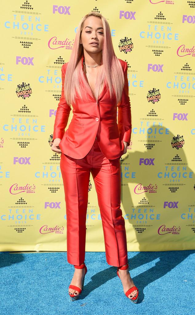 Teen Choice Awards 2015: Бритни Спирс, Нина Добрев и другие звезды на красной дорожке