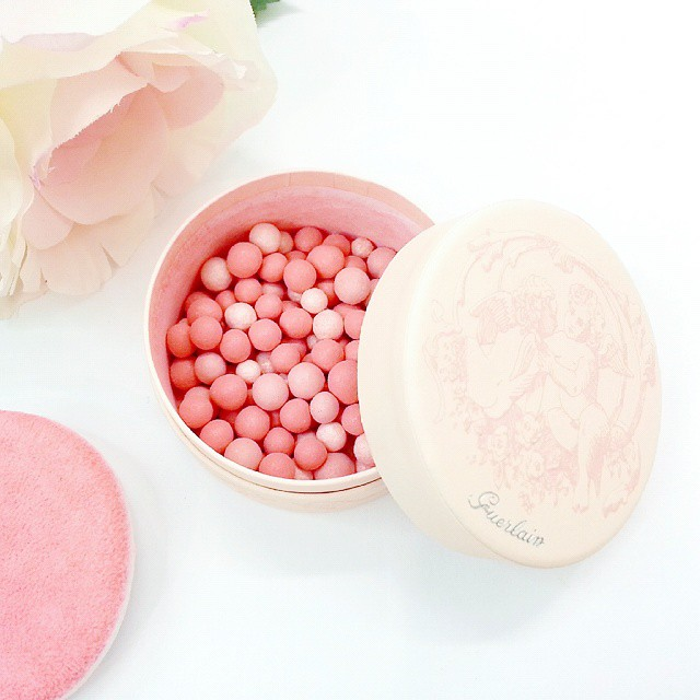 Meteorites Perles de Blush от GUERLAIN