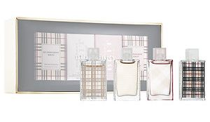 Набор женских ароматов Burberry For Her Coffret Gift Set