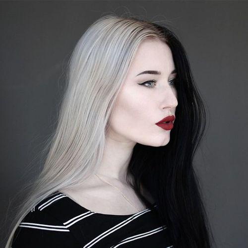 Split Hair: набирает обороты новый способ окрашивания волос