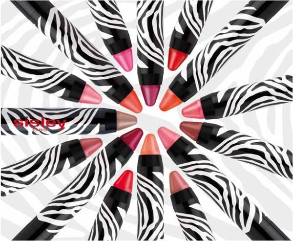 Новые оттенки Sisley Phyto-Lip Twist Spring 2016