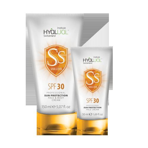 Hyalual Safe Sun SPF30